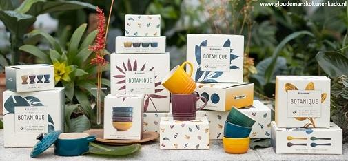 Le Creuset The Botanique Collection