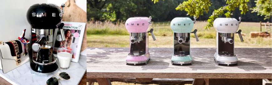SMEG Espressomachines