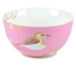 Pip servies Floral Schaal 15cm Early Bird Roze