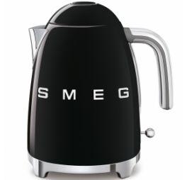 SMEG Waterkoker Zwart 1,7 Liter