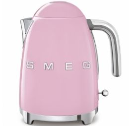 SMEG Waterkoker Roze 1,7 Liter KLF03PKEU