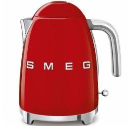 SMEG Waterkoker Rood 1,7 Liter