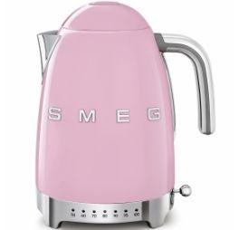 SMEG variabele Waterkoker roze 1,7 Liter