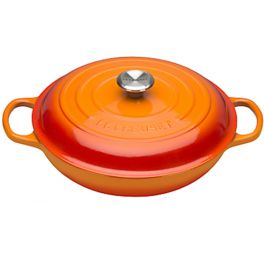 le-creuset-braadpan-campagnard-oranjerood-26-cm