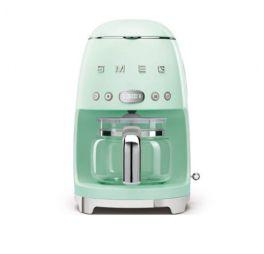 smeg filterkoffiemachine groen