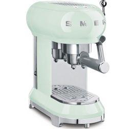 smeg espressomachine groen