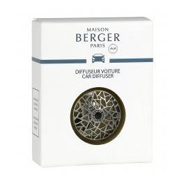 Maison Berger Autoparfum Graphic Mat Nikkel