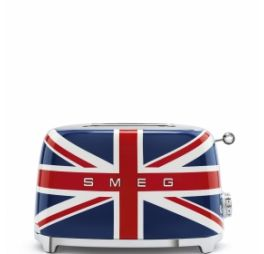 SMEG Broodrooster 2x2 Union Jack