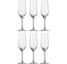 Schott Zwiesel Vina Champagneflûte met MP 7 - 0.23 Ltr - 6 stuks