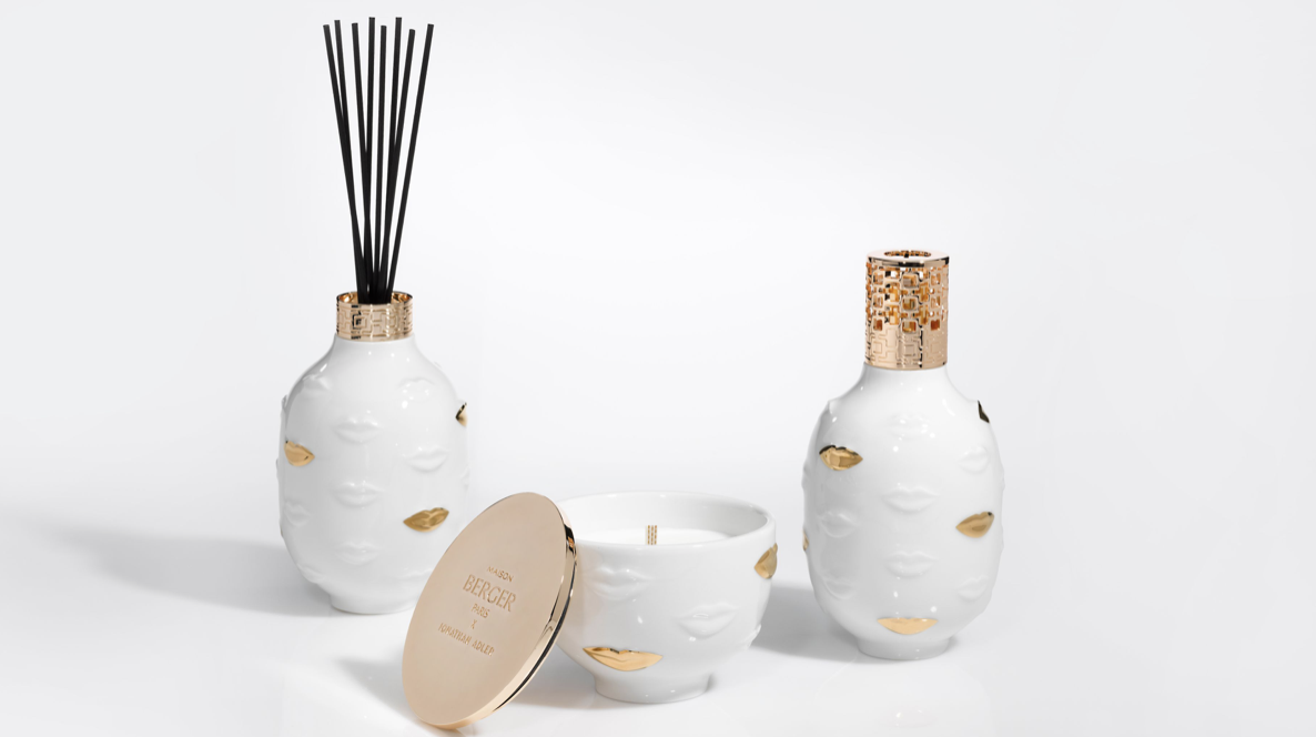 lampe jonathan adler muse collectie